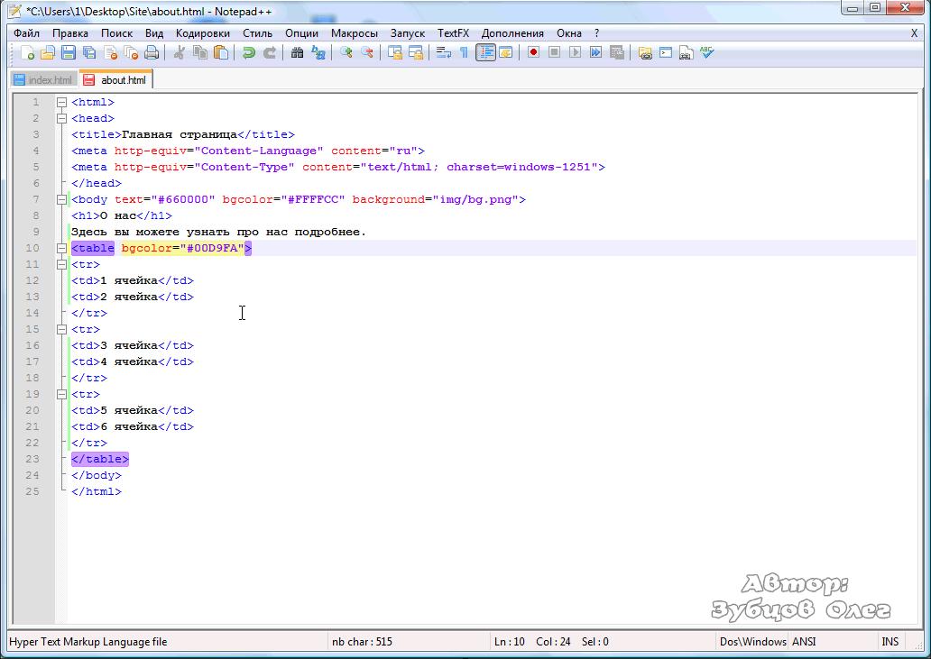 Как в html сделать каталог 823