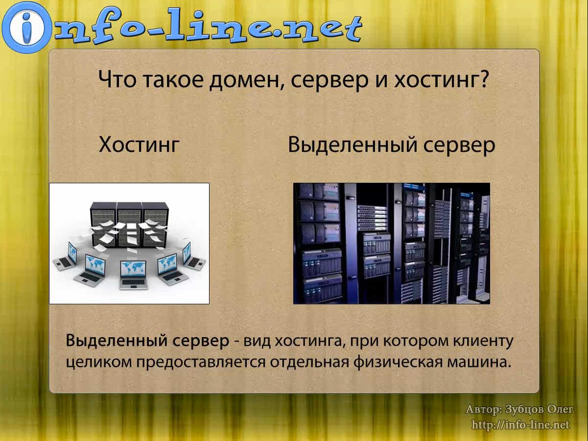 регистрация доменного имени в домене